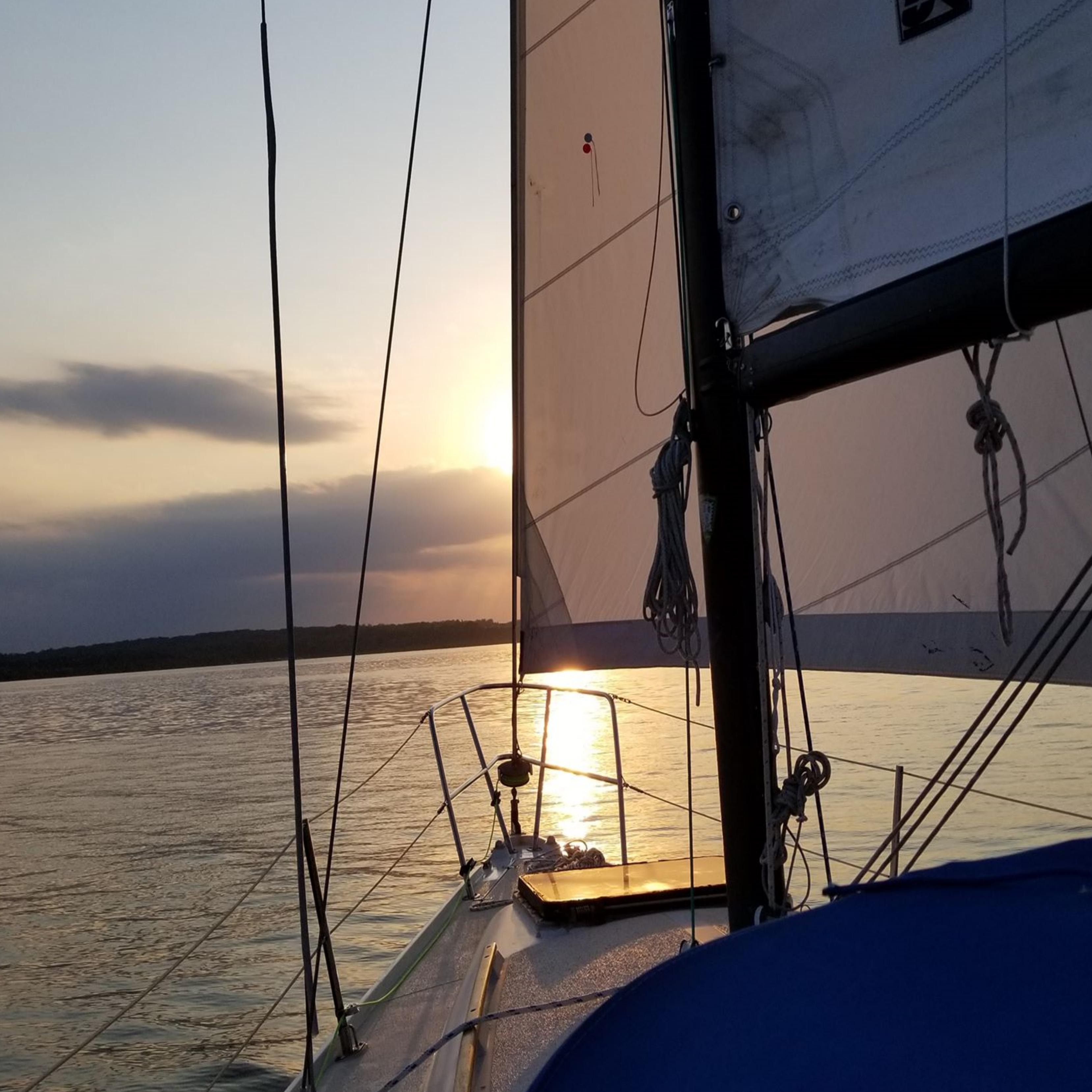 Asa 103 Basic Coastal Cruising Northern Virginia Sailing School